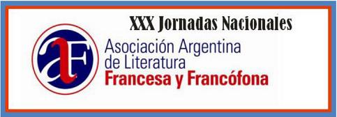 XXX jornadas nacionales